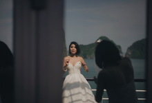 The wedding of Bosco & Ezra by William Saputra Photography
