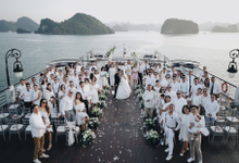The wedding of Bosco & Ezra by williamsaputra
