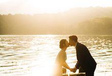 Pre Wedding Willy & Yeni by glowyblush