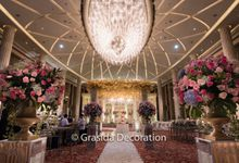 Wilson & Regina Wedding at Kempinski Bali Room by Grasida Decoration