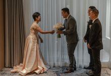 Novotel Mangga Dua - Grace Morning Preparation by Impressions Wedding Organizer