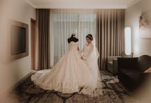 Novotel Mangga Dua - Wilson Morning Preparation by Impressions Wedding Organizer