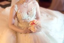 Viani & Gunawan Bali Wedding by Cynthia Kusuma