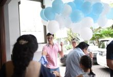 Our BtS by delazta wedding coordinator