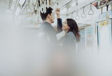 Gemilang & Nathania - Pre wedding by Iris Photography
