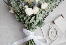 Bridal Portrait - Jean by Iris Photography