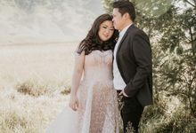 Bromo Prewedding - Kevin and Clea by Iris Photography