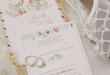 Hardy & Vivian Wedding by Iris Photography