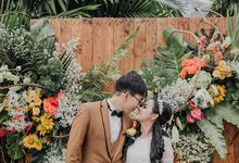 Hardy & Vivian Wedding by Iris Photography