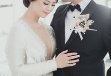 Alvo & Jennie Wedding by Iris Photography