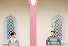 Putra & Nadia Prewedding by Iris Photography