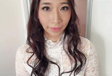 Hui Ting - ROM make up by DW Makestyle