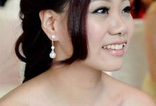 Hwee - Full day wedding make up by DW Makestyle
