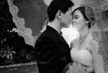 Joyce - Morning & evening bridal make up by DW Makestyle