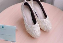 Intimate Wedding While Covid-19 Pandemic by SLIGHT SHOES OFFICIAL SHOP