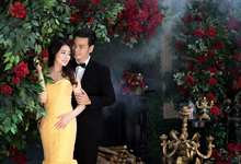Prewedding George & Anastasia by WindaCahyadi