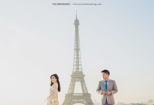 Prewedding of Linardy & Yulia by WindaCahyadi