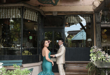 Prewedding of Hendra & Lika by WindaCahyadi