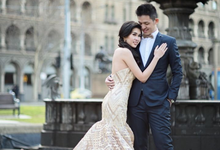 Prewedding Hizkia & Stella by WindaCahyadi