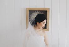 Icon & vania wedding  by Winnie Neuman Make up Artist