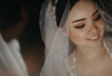 Hadi & Evelyn Wedding  by Winnie Neuman Make up Artist