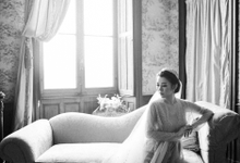 Ryan & Dewi wedding (Wedding in Paris) by Winnie Neuman Make up Artist