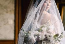 Ryan & Dewi wedding (Wedding in Paris) by Winnie Neuman Make up Artist