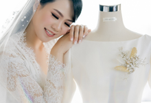 Livya & Irvan Wedding  by Winnie Neuman Make up Artist