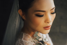 Arvin & Renee Wedding  by Winnie Neuman Make up Artist