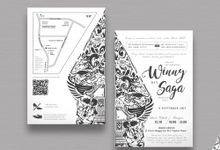 Wedding Invitation - Template 06 by Kanoo Paper & Gift