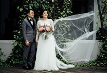 Olivia & Oscar Wedding by Flowers & Lyrics