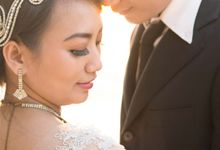 Pre Wedding In Tegal Wangi by d bali photography