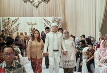 Wedding of Wahyudi & Jaenet by Royal Ballroom The Springs Club