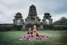 Prawedding by wikanphotography