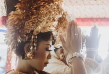 Agus & Sri Balinese Traditional Wedding by Weekend.PG