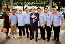 Wilfred and Li Ling by Reflection Photography Services