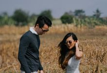 Willy & Iris Couple Session by Sincera Story