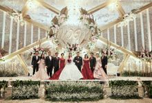 WEDDING OF WELLY & MARIA by Novotel Tangerang