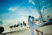 Wedding Photography Moments In Singapore by La Belle Couture Weddings Pte Ltd