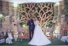 Ayufa & Romi Harja Wedding Day by OSF Production Party Planner & Wedding Organizer