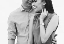 Indra & Renny Engagement Session by Trayamata