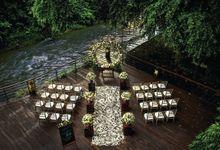 Wedding at Wos Riverdeck by Sthala, A Tribute Portfolio Ubud Bali by Marriott International