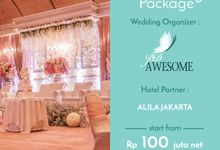 Wedding Package by Bella Donna Wedding Organizer