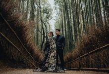 Prewedding of Wiyang & Prisil by MORDEN