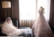the wedding Gland & Widya by Bondan Photoworks