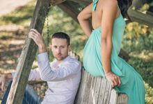 Zach and Diana Engagement Session by Icebox Imaging