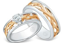 Wedding Ring Collaboration by Miss Mondial