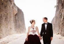 Lusy & Mark by Michelle Ann Bridal House