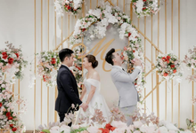 Host-ing Intimate Wedding Of Michael & Caterin by Ws Entertainment