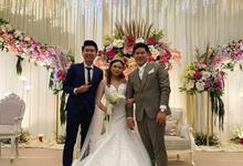 Host-ing Wedding ceremony of Hizkia & Rakhel  by Ws Entertainment